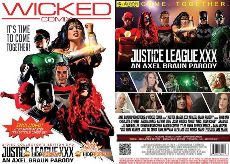 Justice League XXX An Axel Braun Parody | 2017