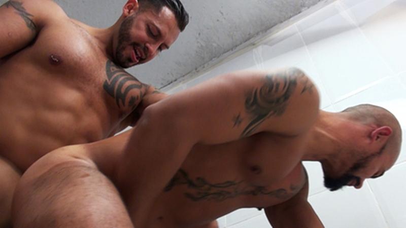 RawFuckClub – Sinful Sauna – Part One (Bareback)