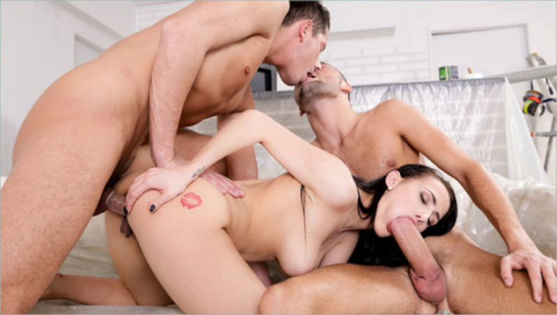 BiEmpire – Nicole Love, Nick Gill, Jeffrey Lloyd – Twice as Nice