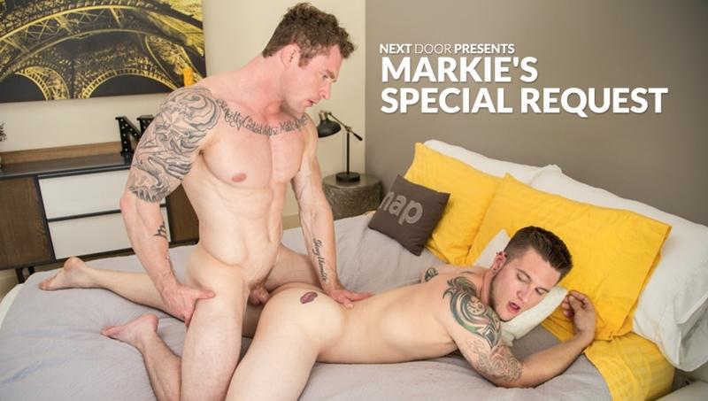 NextDoorBuddies – Markie's Special Request