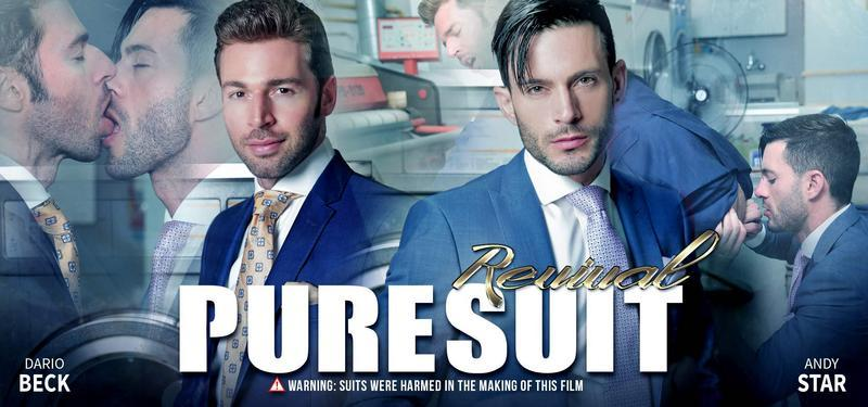 MenAtPlay – PureSuit Revival