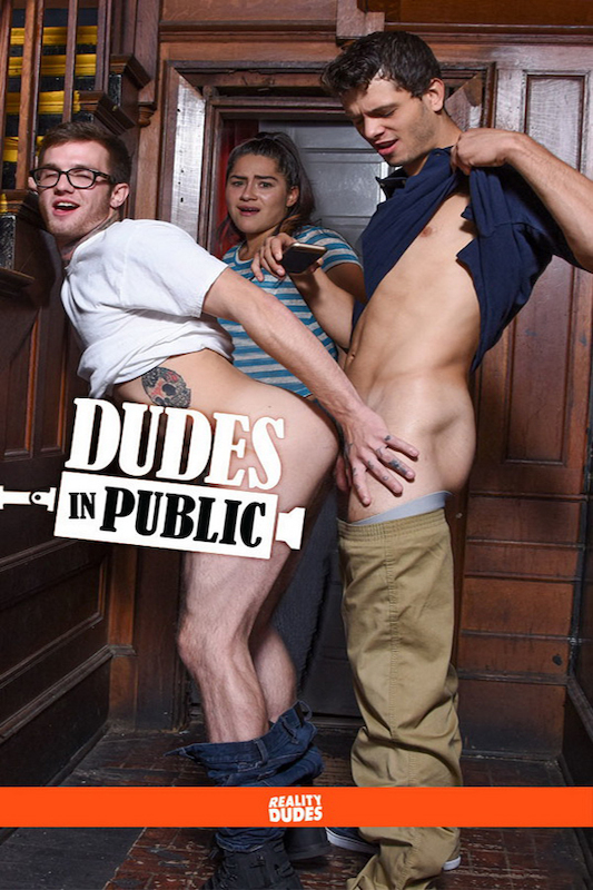 Realitydudes – Dudes In Public 14 – Tavern – Carter Michaels, Gavin Taylor