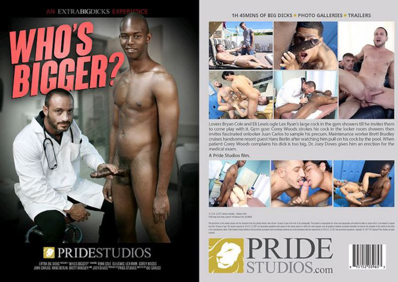 PrideStudios – Who's Bigger [2017]