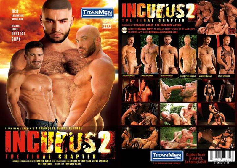 TitanMen – Uncubus 2 The Final Chapter