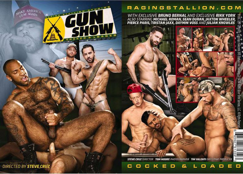 RagingStallion – Gun Show [2017]