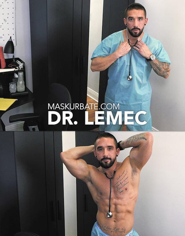 Maskurbate – Zack Lemec – Dr. Lemec