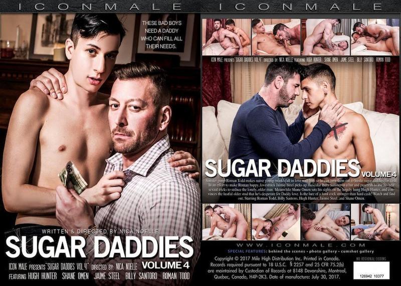 IconMale – Sugar Daddies Vol. 4 / 2017