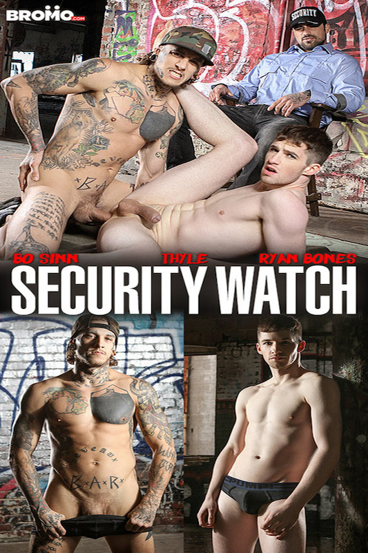 Bromo – Security Watch (Bareback)