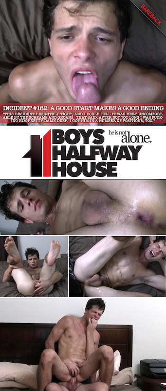 BoysHalfwayHouse – A Good Start Makes A Good Ending – Carter