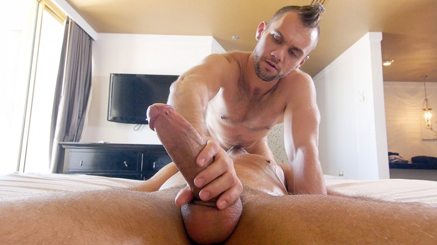 GayRoom – Thick Dick Rub