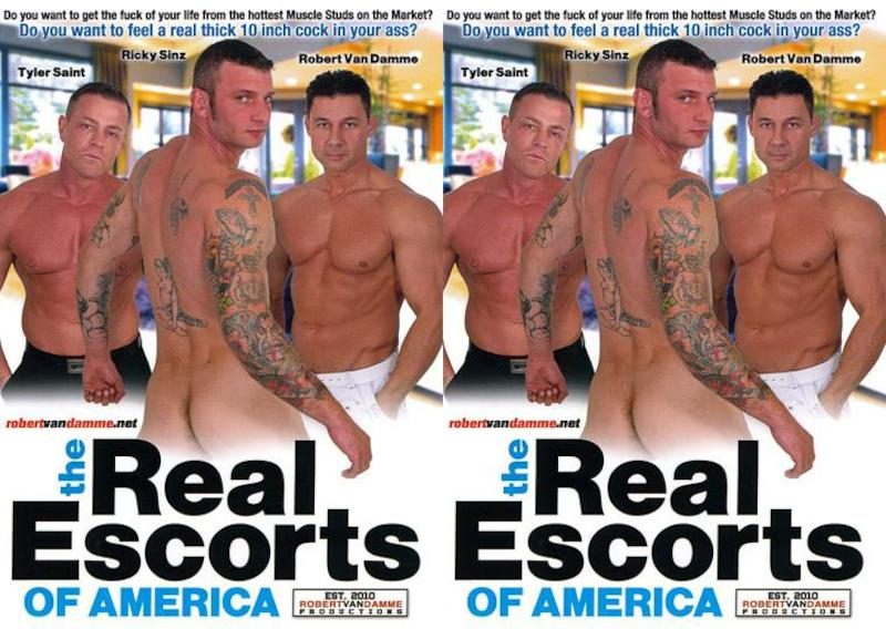 RobertVanDamme – The Real Escorts Of America