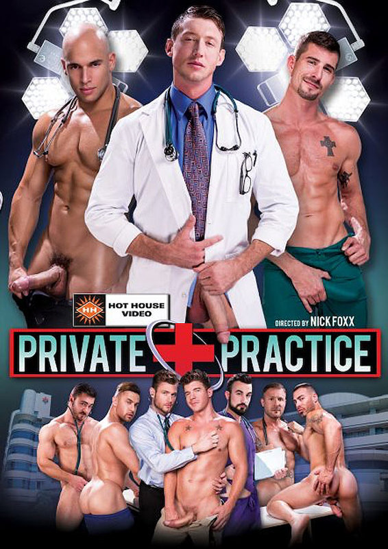 HotHouse – Private Practice – Derek Bolt and Pierce Paris