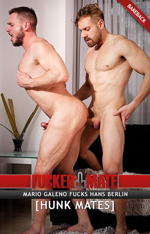 FuckerMate – Hunk Mate (Bareback)