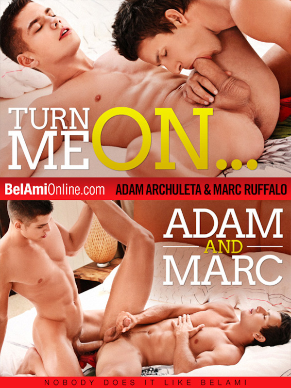 BelAmiOnline – Turn Me On : Adam Archuleta Fucks Marc Ruffalo (Bareback)