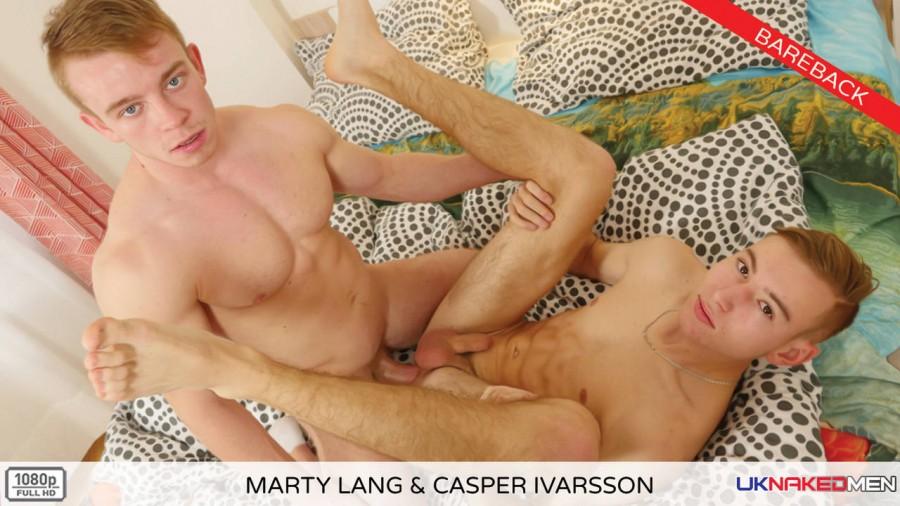 UKNakedMen – Marty Lang & Casper Ivarsson