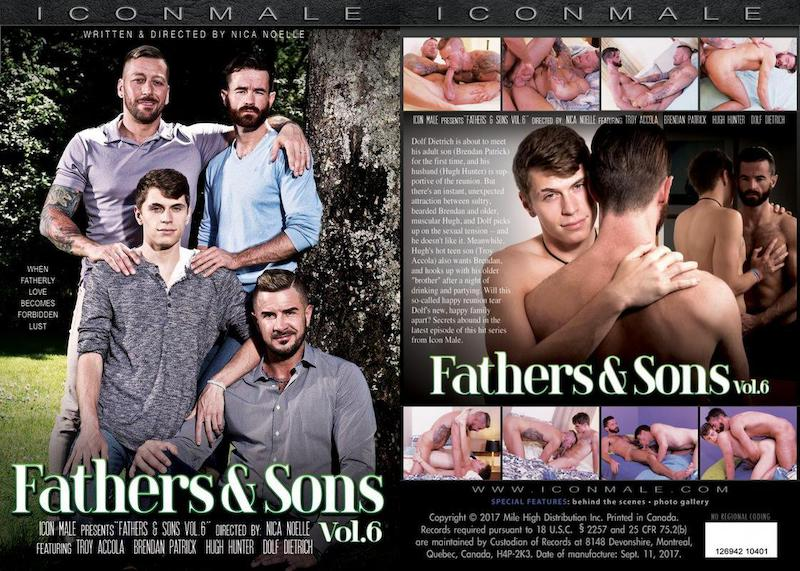 IconMale – Fathers & Sons Vol. 6 / 2017