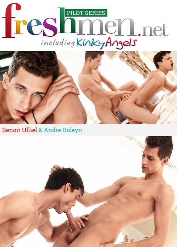 FreshMen – Issue#61 – Sex Scene 1 Benoit Ulliel & Andre Boleyn