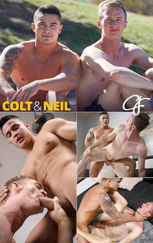 CorbinFisher – Colt Owns Neil (Bareback)
