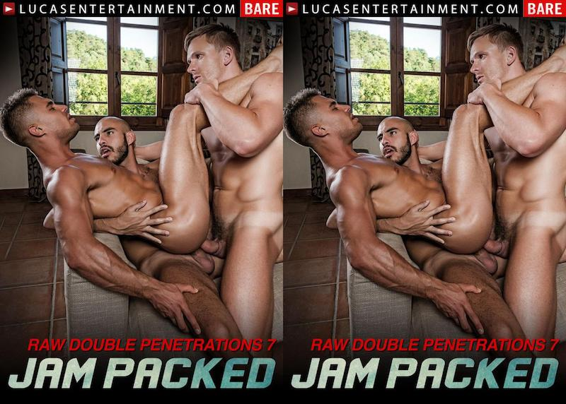 LucasEntertainment – Raw Double Penetrations 07: Jam Packed