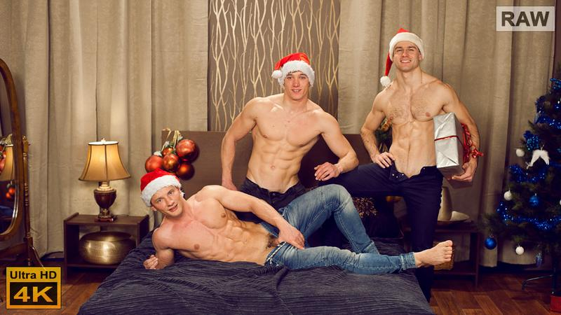 WilliamHiggins – Xmas Wank Party #91, Part 1 RAW – WANK PARTY
