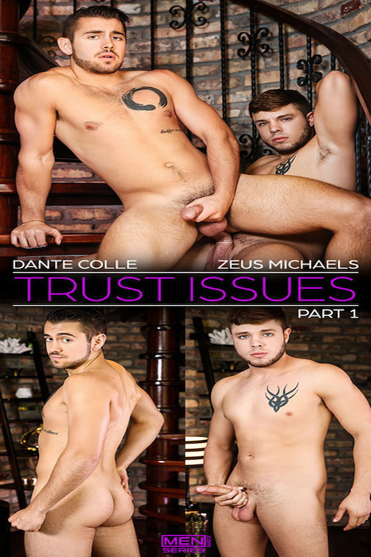 MEN – Trust Issues Part 2 – Damien Stone & Diego Sans