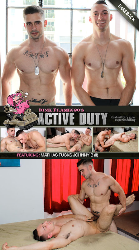 ActiveDuty – Mathias & Johnny B