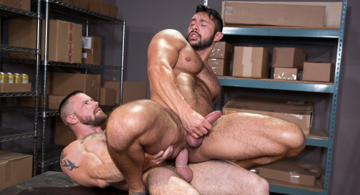 RagingStallion – 24 Hour Boner, Scene #04