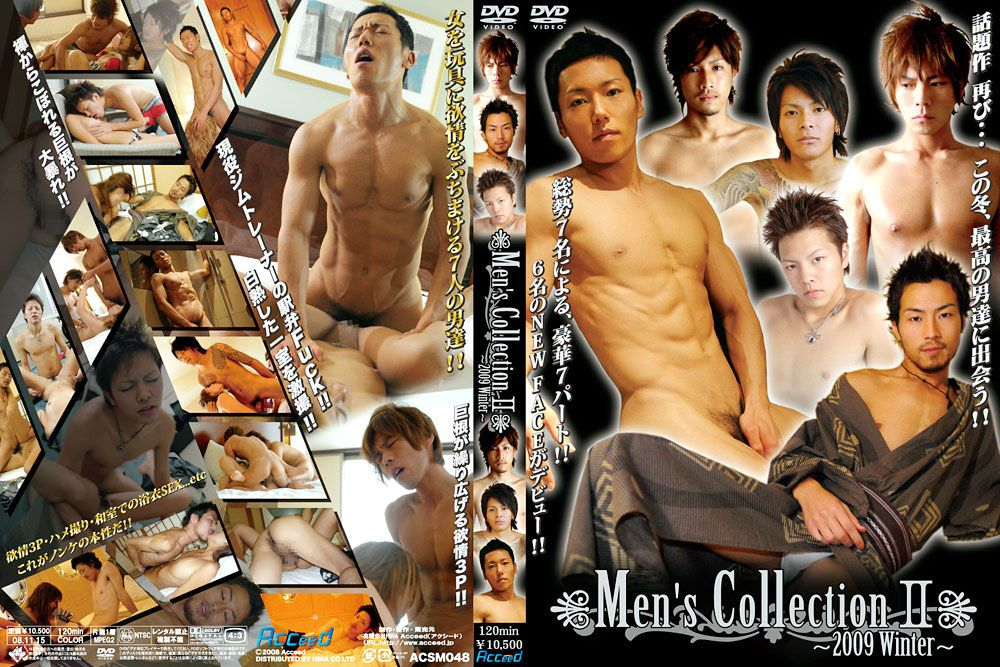 Acceed – Men's CollectionⅡ ~2009 Winter~