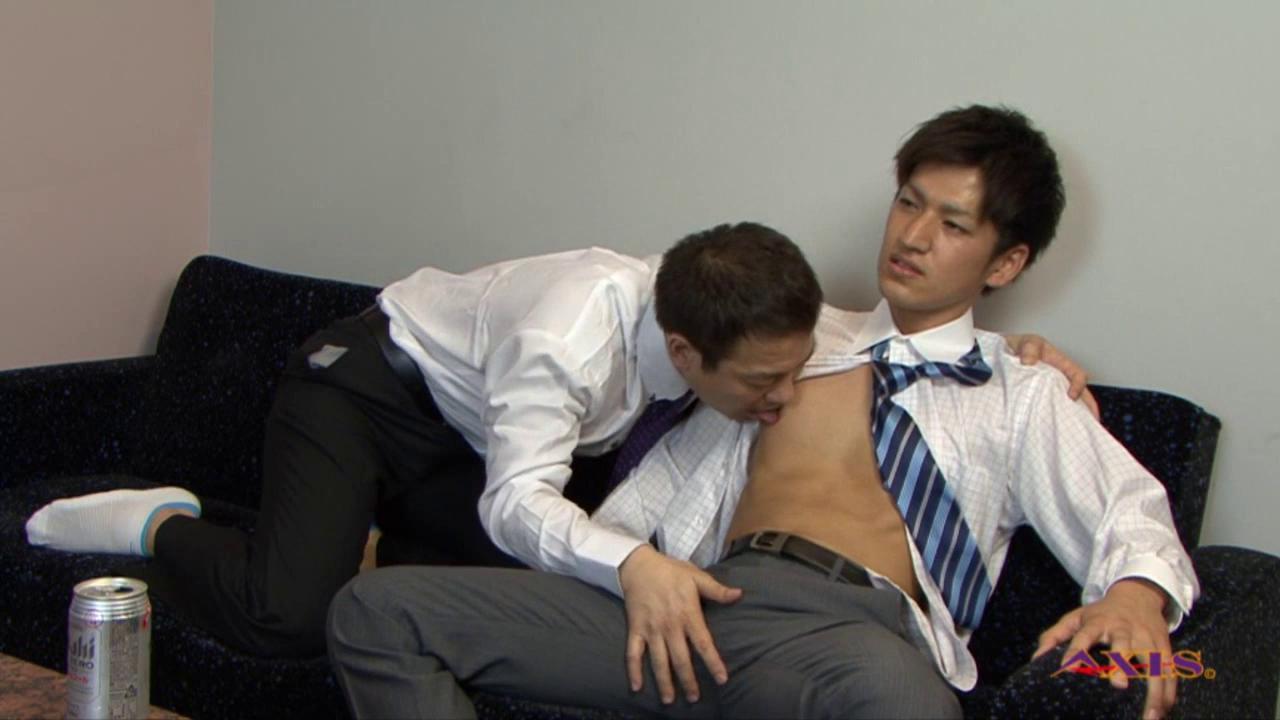 Men's Rush.TV – AX-223 – 続☆職務淫猥白書…BIZ SHOCK 4 KAITO〜アナル貫通〜
