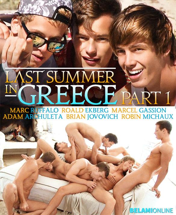 BelAmiOnline – Last Summer In Greece, Part 1