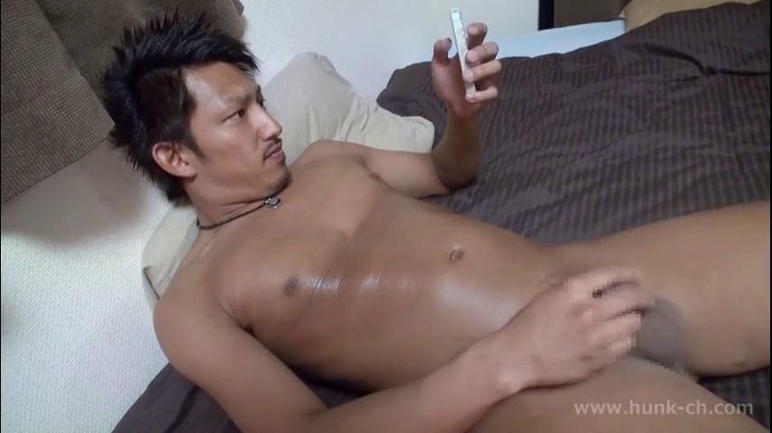 HUNK CHANNEL – BOY-066 – 色黒イケメンをスカウト!