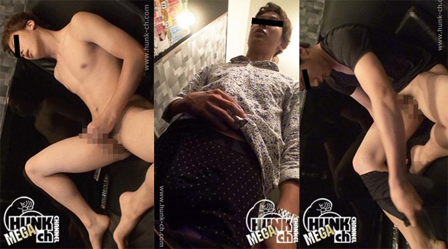 HUNK CHANNEL – BOY-297 – イマドキノンケがビデボでスッキリ!