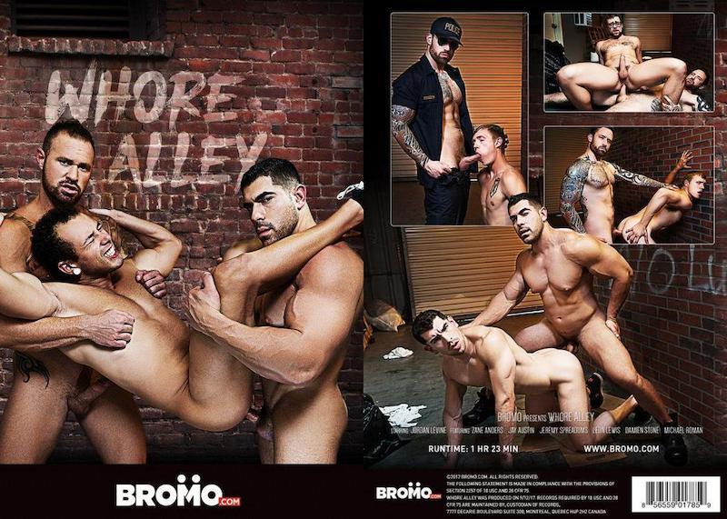 Bromo – Whore Alley