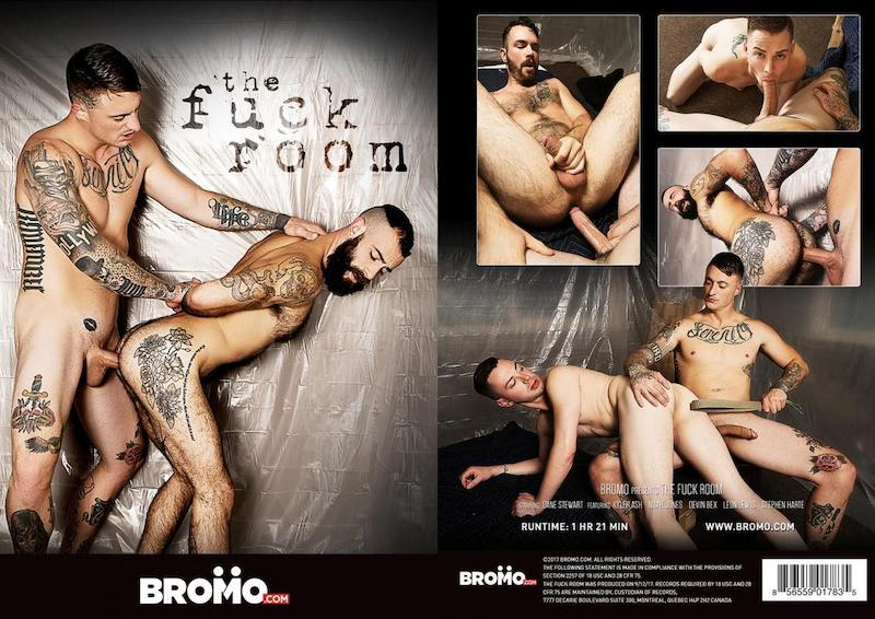 Bromo – The Fuck Room (Bareback) / 2017