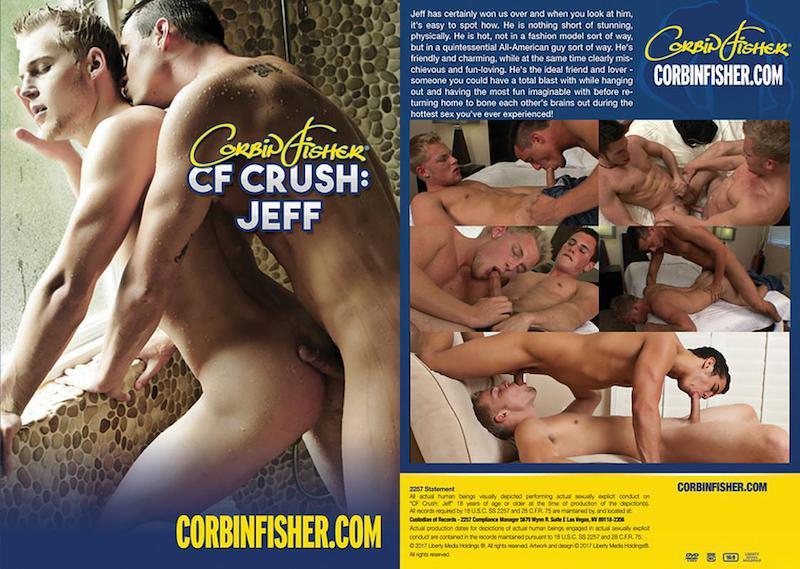 CorbinFisher – CF Crush : Jeff (Bareback) / 2017