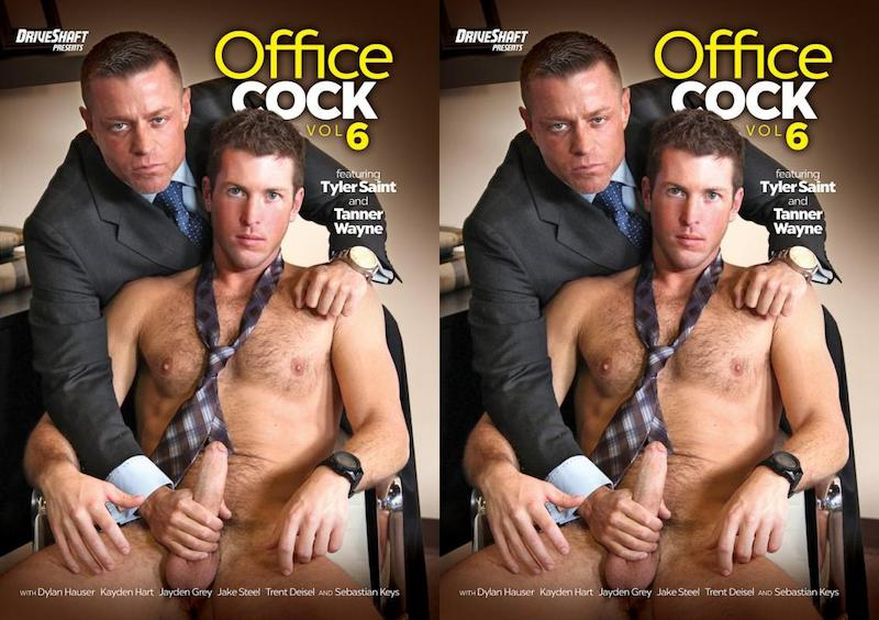 Driveshaft Office Cock volume 6