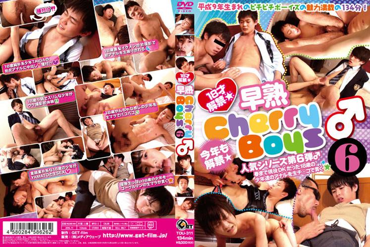 Get film – 18才解禁☆早熟Cherry Boys♂ 6