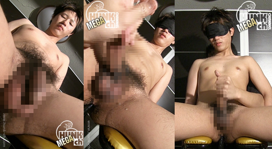 HUNK CHANNEL – GSP-133 – 童貞スリム体型の青年君初の責めに可愛い声が漏れる…!!