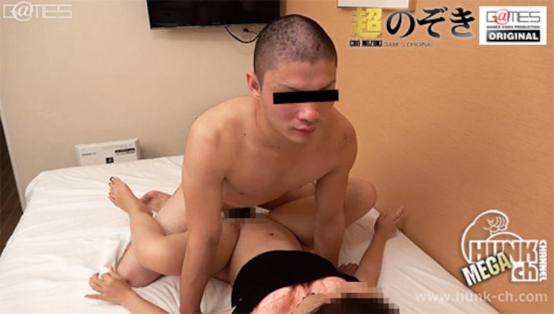 HUNK CHANNEL – GV-OGVN142 – 泊まったホテルの隣の部屋から聞こえるあえぎ声?!!20歳将晴(まさはる)くんのレイプ体験談!!!