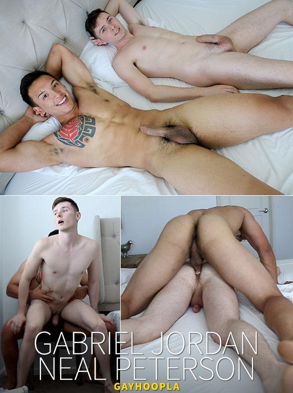 GayHoopla – Gabriel Jordan fucks Neal Peterson