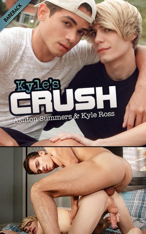 HelixStudios – Kyle's Crush (Bareback)