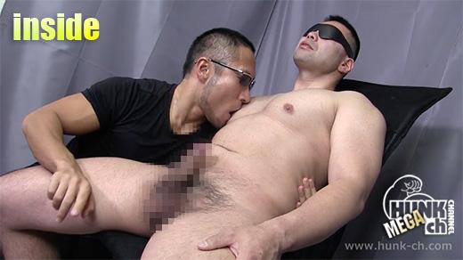HUNK CHANNEL – INS-0177 – アメフト歴10年!!現役社会人アメフト選手の性感マッサージ