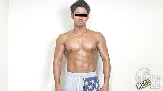 HUNK CHANNEL – INS-0231 – オナ禁2週間!!久しぶりのチ◯ポへの性的刺激がバッキバキ筋肉ノンケを変態快楽主義者へと変貌させた。