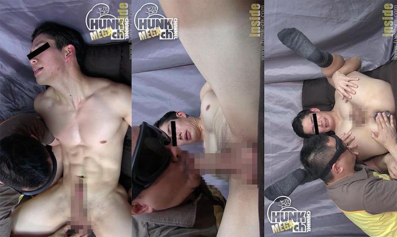 HUNK CHANNEL – INS-0271 – S級ノンケマッチョ君登場!ジューシーな筋肉BODYを大公開!!