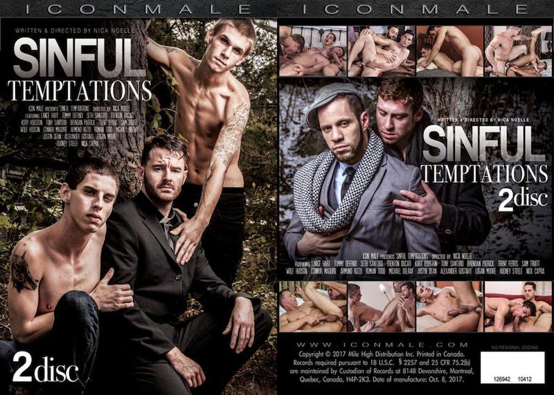 IconMale – Sinful Temptations / 2017