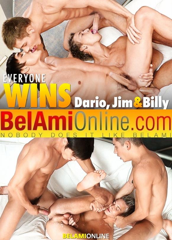 BelAmiOnline – Everyone Wins – Jim Kerouac, Dario Dolce & Billy Cotton