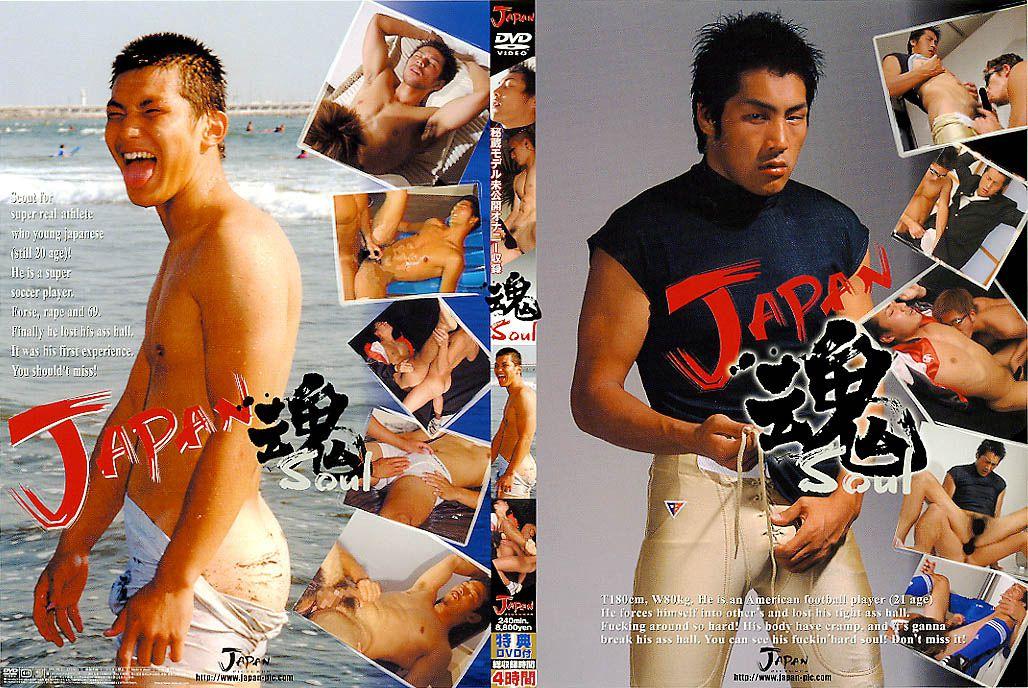 JAPAN PICTURES – JAPAN Soul (魂) – Preservation Version Special Disc (特典加長版)