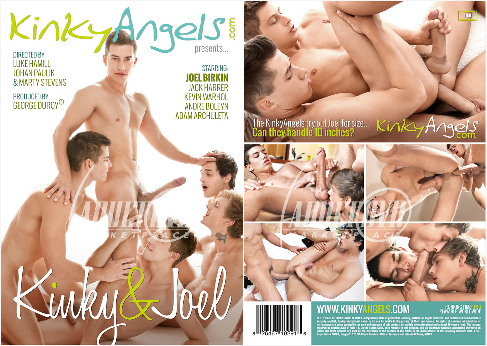 KinkyAngels – Kinky & Joel