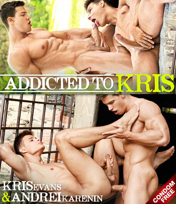 BelAmiOnline – Kris Evans barebacks Andrei Karenin
