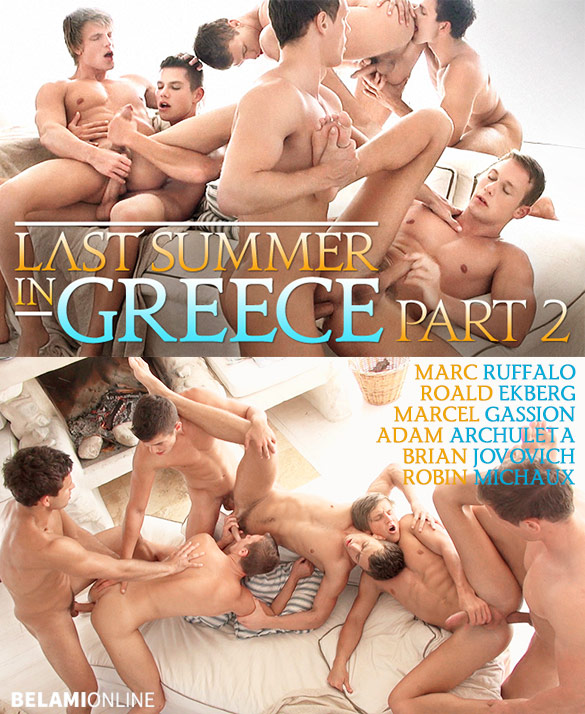 BelAmiOnline – Last Summer In Greece, Part 2